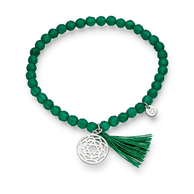 Bracelet Chakra Coeur - Aventurine
