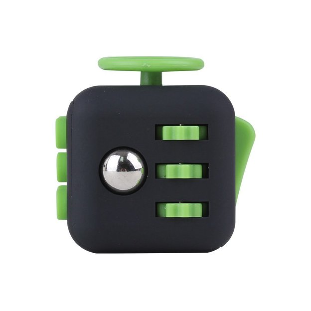 Fidget Cube - der Würfel für unruhige Hände