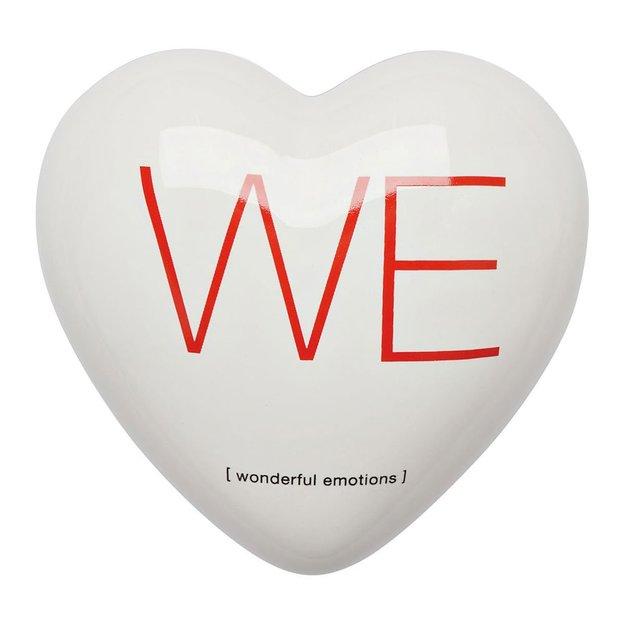 Coeur en céramique WE