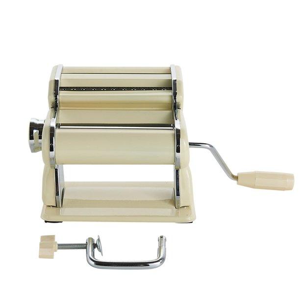 Machine à pâtes rétro beige