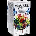 Wackelstuhl Spiel - das risikoreiche Geschicklichkeitsspiel für Hochstapler