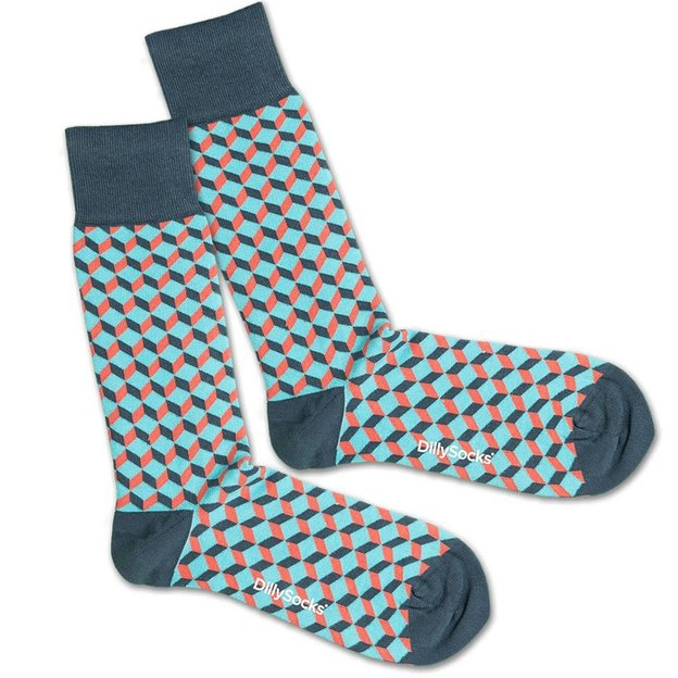 Dilly Socks Cold Dice 36-40