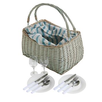 picknickkorb f r 2 personen die passende geschenkidee. Black Bedroom Furniture Sets. Home Design Ideas