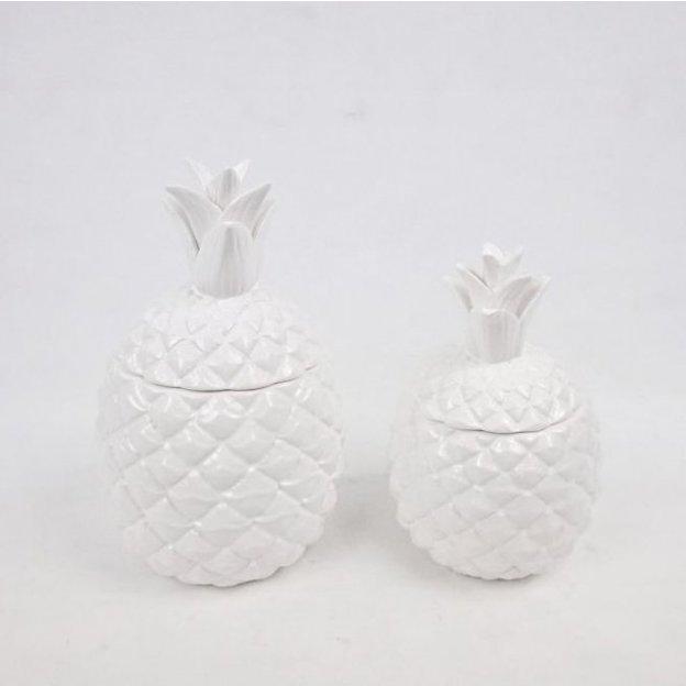 Dosen Ananas 2er Set