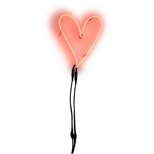Neon Licht Herz