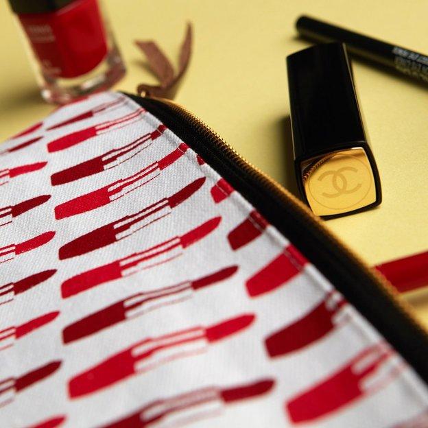 Trousse de maquillage sérigraphie de Rocket