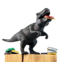 Décapsuleur Dinosaure en fonte
