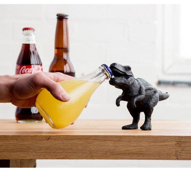 Flaschenöffner Dinosaurier