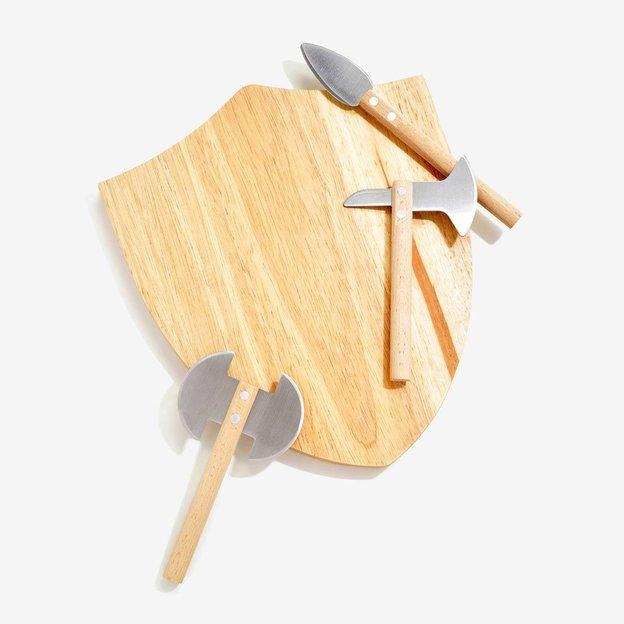 Planche à fromage médiévale