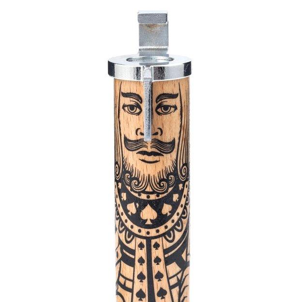 Flaschenöffner King magnetisch