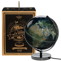 Globus Lampe City Lights von Gentlemen's Hardware