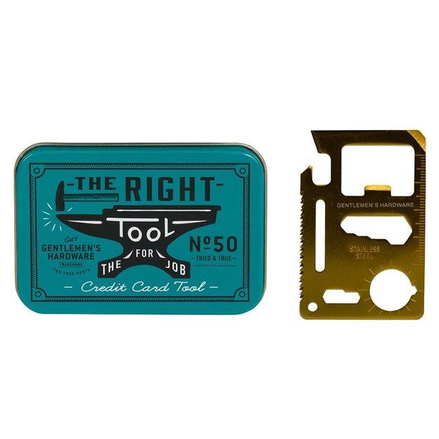 Gentlemen's Hardware Kreditkarten Tool