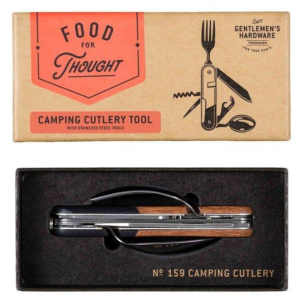 Camping Besteck von Gentlemen's Hardware