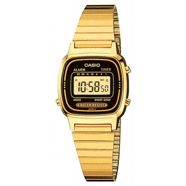 Casio Uhr LA670WGA-1DF