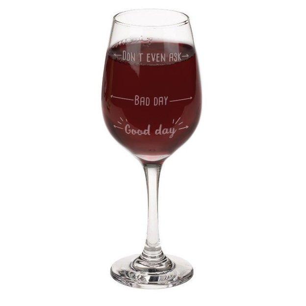 Verre à vin gradué Humeur 42 cl
