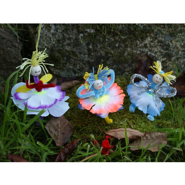 Geschenkbox - Fashion a Flower Fairy