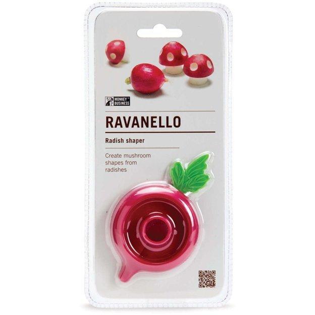 Eplucheur de radis champignons Ravanello