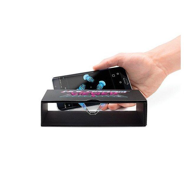 Projecteur d'hologrammes pour smartphone