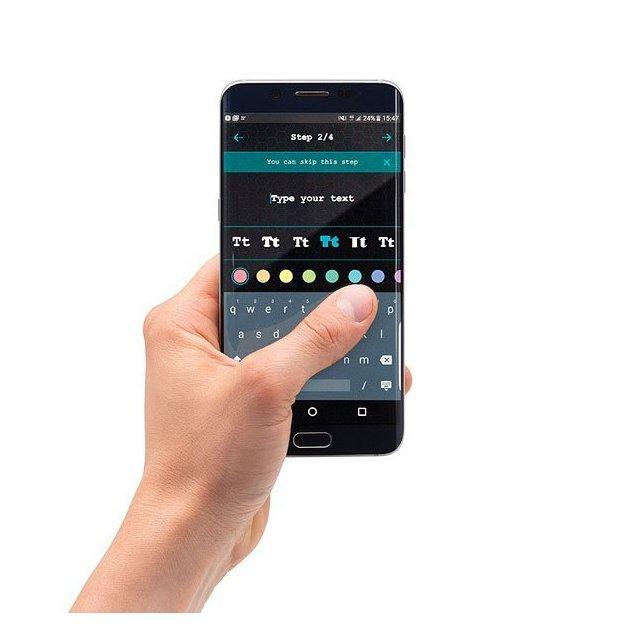 Hologram Viewer - Projektor für dein Smartphone