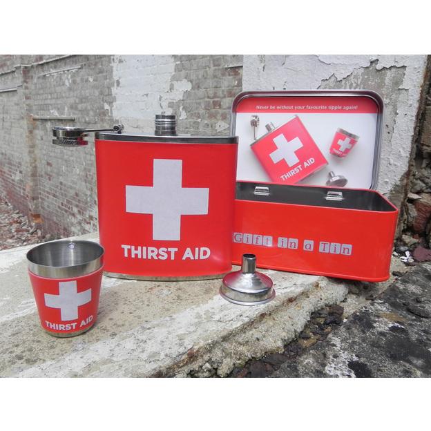 Geschenkbox - Thirst Aid