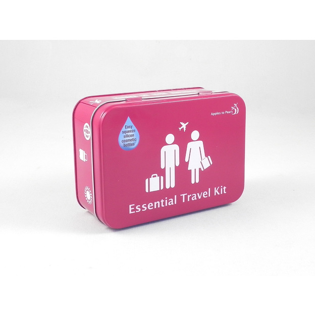 Coffret cadeau Essential Travel Kit