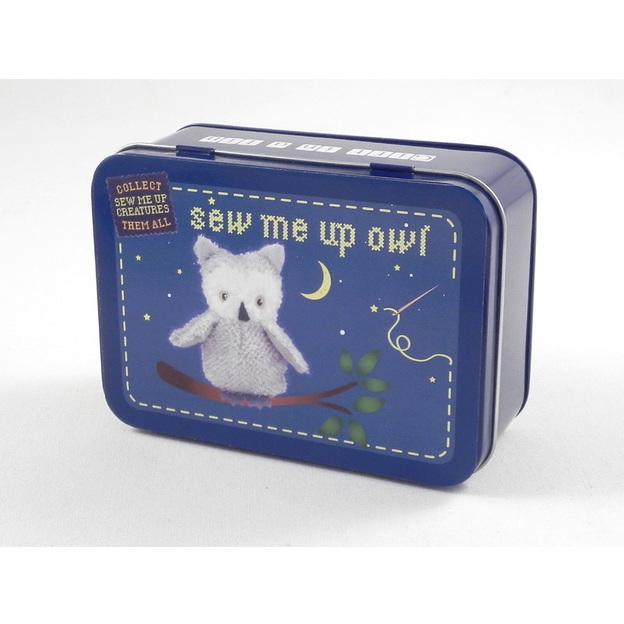 Geschenkbox - Sew Me up Owl