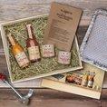 Longhorn BBQ Kit mit Brandeisen