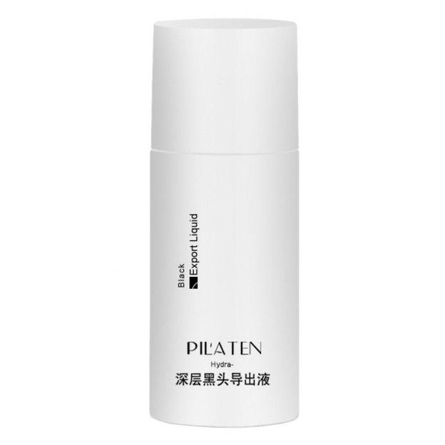 Masque noir Pilaten, set de 3 soins purifiants pour le visage