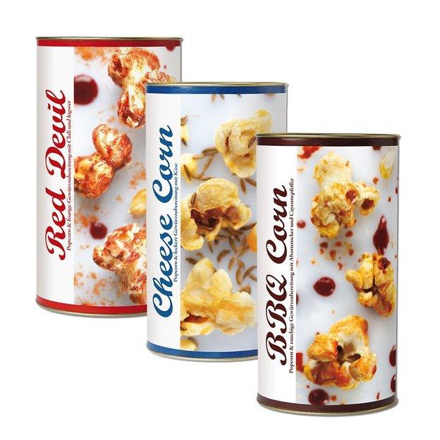 Popcorn Mais mit Gewürzzubereitung