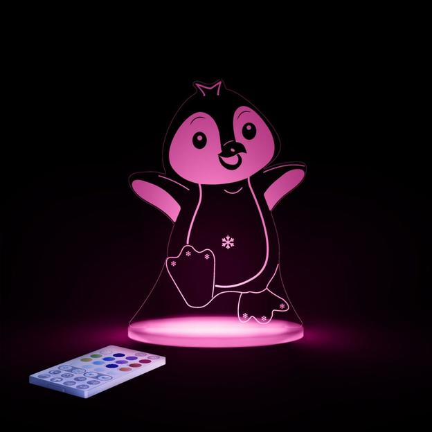 Aloka Penguin Sleepy Light