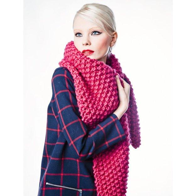 Strickset Cucho Schal von We Are Knitters
