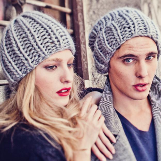 Strickset SJP Mütze von We Are Knitters