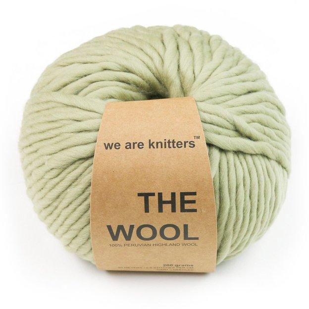 Strickset SJP Mütze von We Are Knitters Khaki