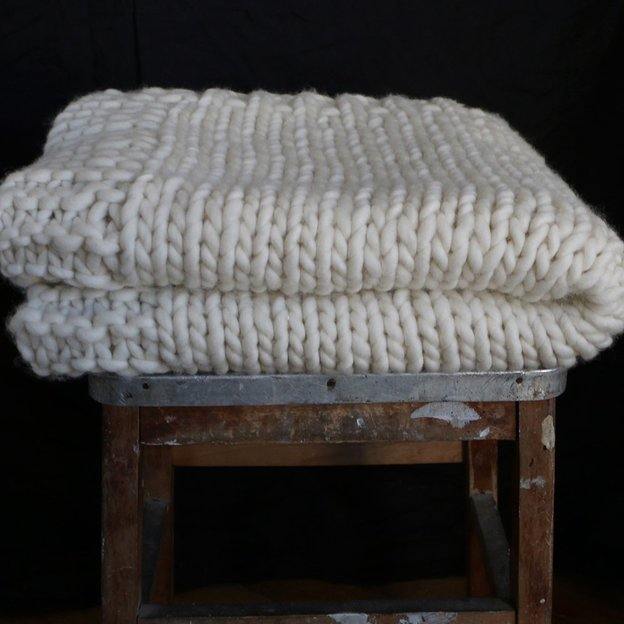 Strickset Nick Decke von We Are Knitters