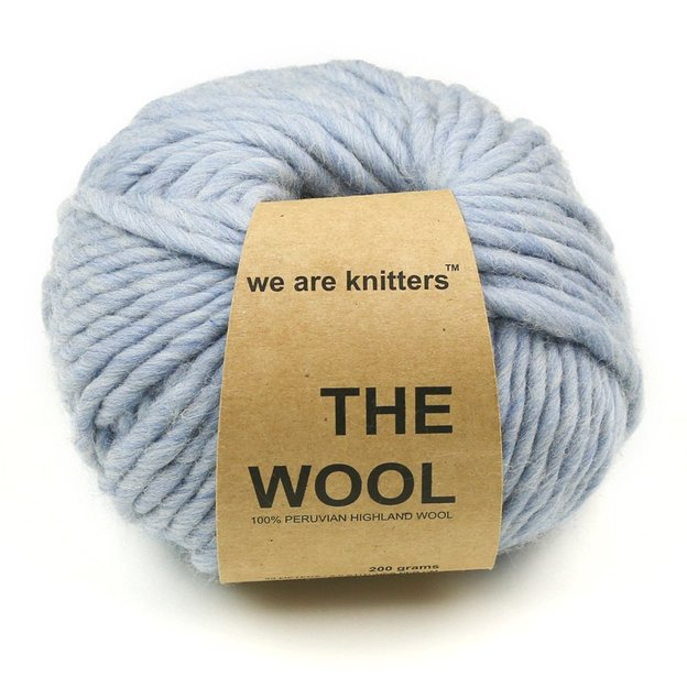 Strickset Nick Decke von We Are Knitters Denim