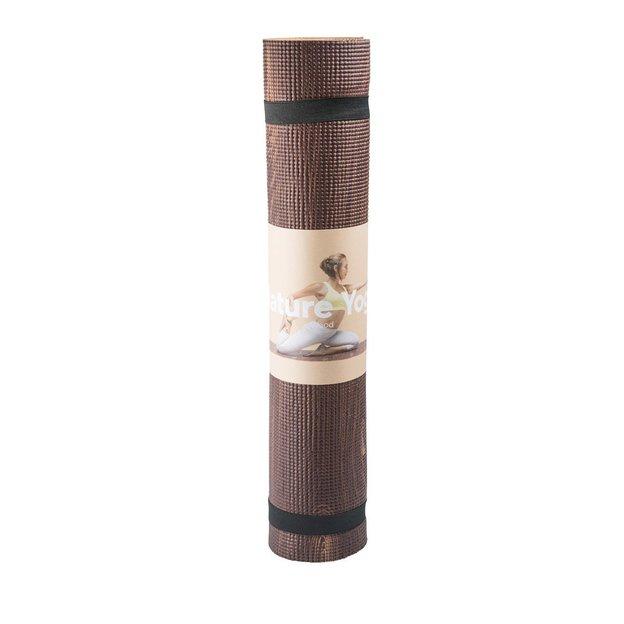 Yogamatte Wood