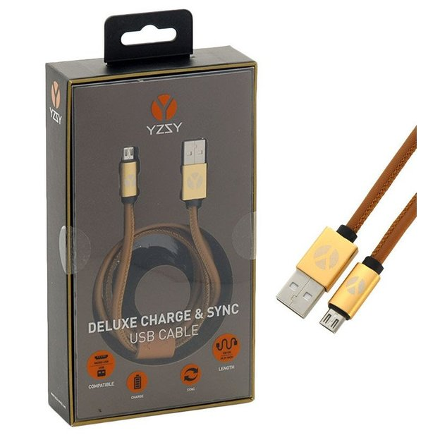 DCS Micro und Lightning USB Ladekabel