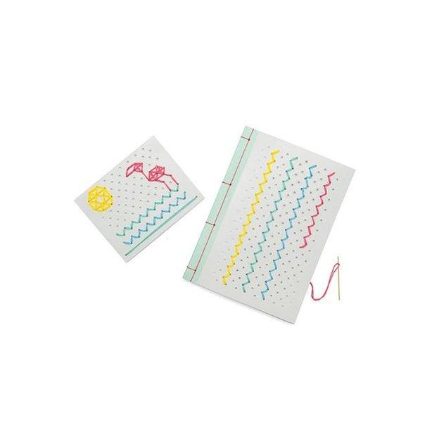 Stitch Up Set - Kreuzstich Vorlagen Buch