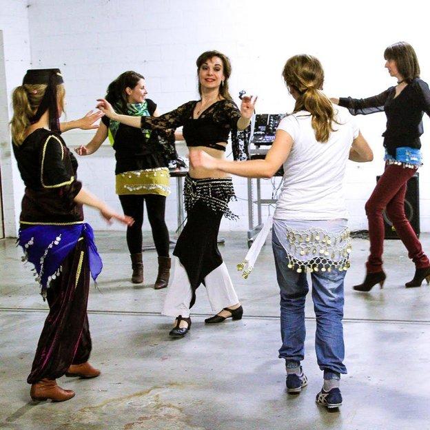 Gruppenangebot: Orientalischer Bauchtanz in Zürich