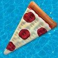 Luftmatratze Pizzastück