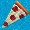 Matelas pneumatique Pizza