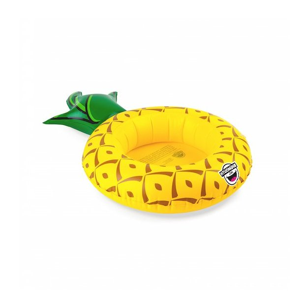 Aufblasbare Servierplatte Ananas
