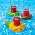 Porte-gobelets gonflables Fruits exotiques