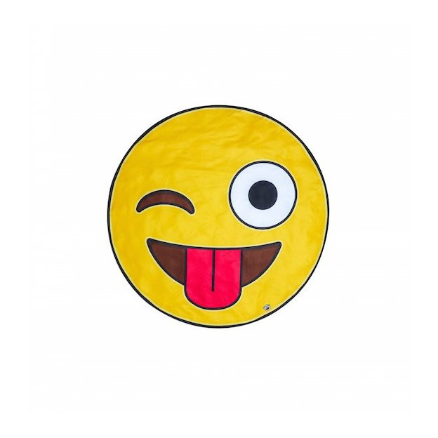Strandtuch XXL Emoji