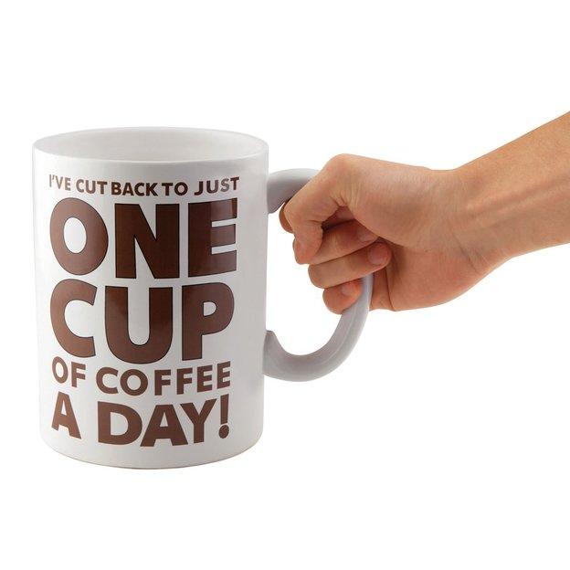 XXL Kaffee Tasse 2L