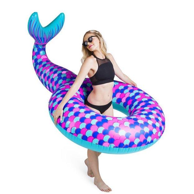 Schwimmring Meerjungfrau