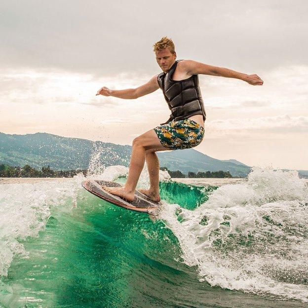 Wakeboarden & Wakesurfen Zürichsee