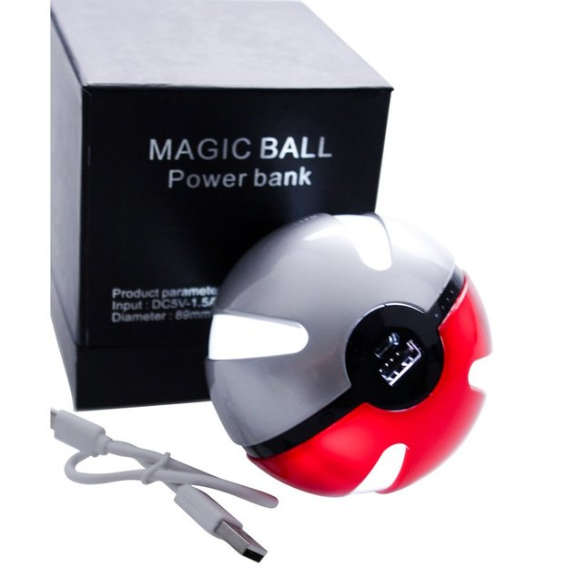 Magic Ball Power Bank