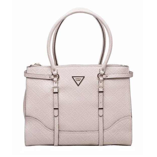 Guess Handtasche Daniella Carryall Powder