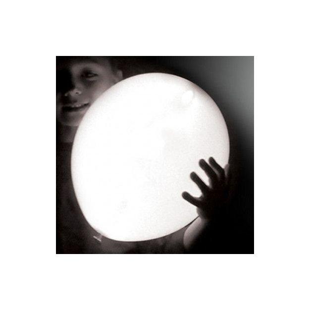 LED Ballone weiss 15 Stück